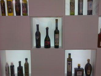Aceite de Oliva Virgen Extra Tierras de Tavara Premium en el Stand de la interprofesional