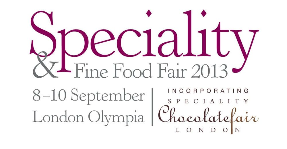 Speciality And Fine Food Fair 2013