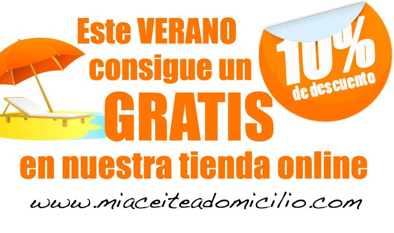 Promoción de verano www.miaceiteadomicilio.com