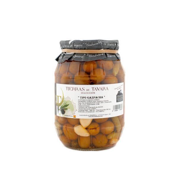 Aceitunas Gazpacha Grande