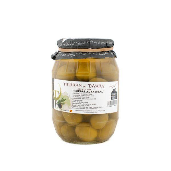 Aceitunas Gordal Grande