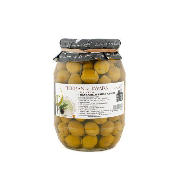Aceitunas Manzanilla Grande