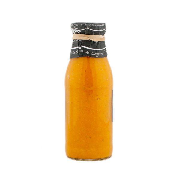 Crema Zanahorias trasera