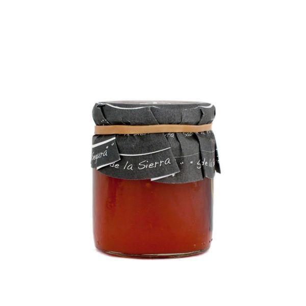 Mermelada Tomate trasera