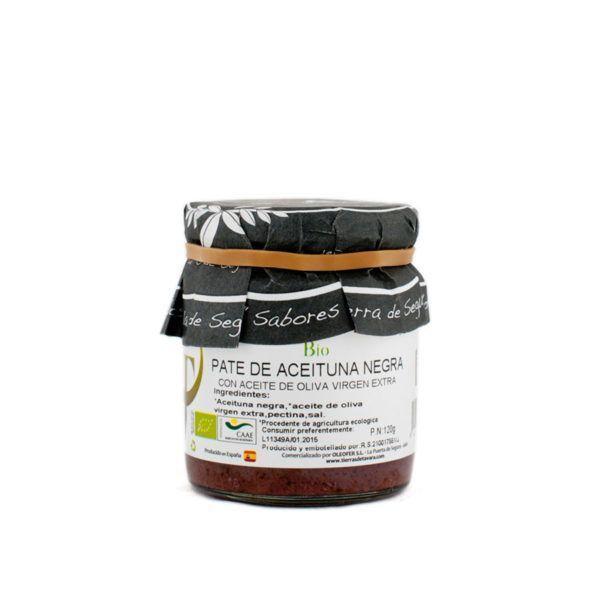 Pate Aceituna Negra