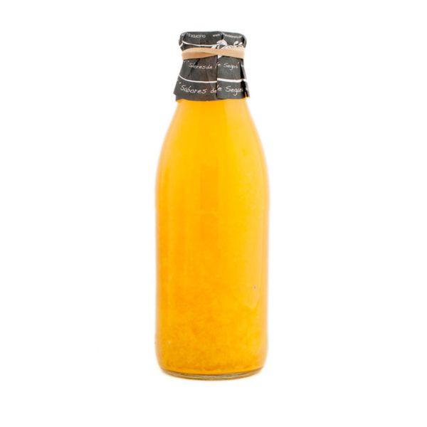 Zumo Naranja trasera