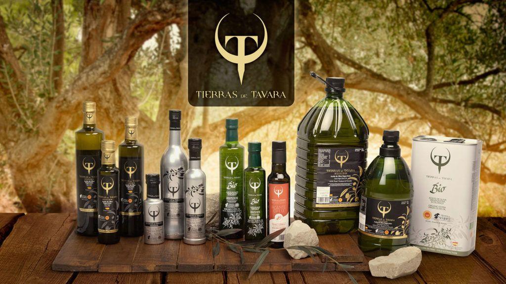 Productos Tierras de Tavara