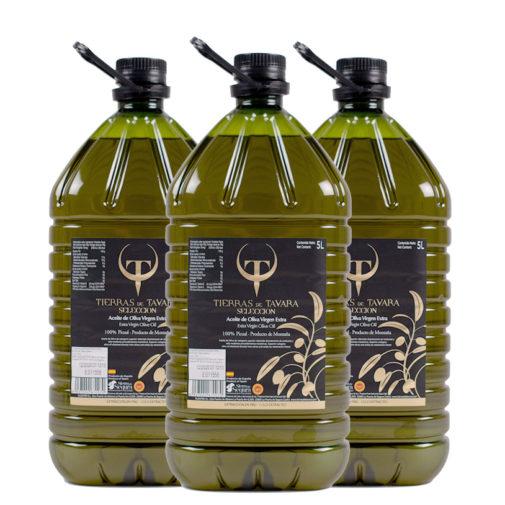 Aceite de Oliva Virgen Extra 15L