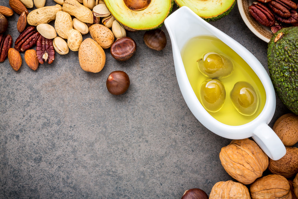 Qué nutrientes contiene el Aceite de Oliva