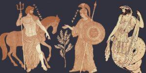 historia del aceite de oliva - Grecia